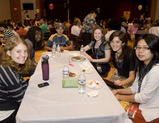 2011 Intern Closing ceremony by Flickr user NASA Goddard Space Flight Center