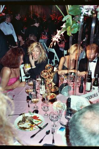 Thirtysomething table at Governor's Ball by Flickr user Alan Light
