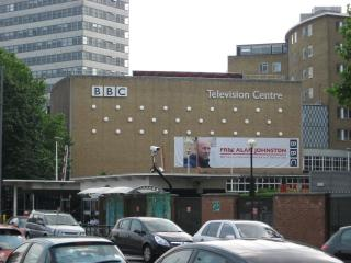 BBC Television Centre side by Flickr user R/DV/RS