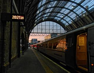 King's Cross Station by Flickr user [Duncan]