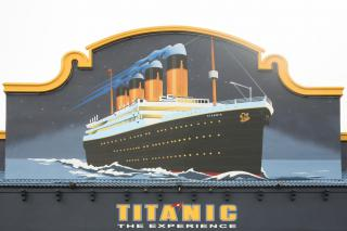 Titanic - The Experience by Flickr user cliff1066™