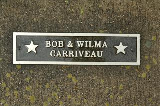 Bob and Wilma Carriveau Michigan Country Music Hall of Fame 5-9-09 19 by Flickr user stevendepolo