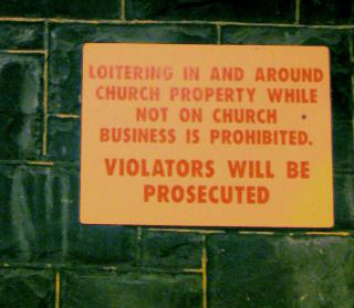 Biblical Warning? by Flickr user Jan Tik