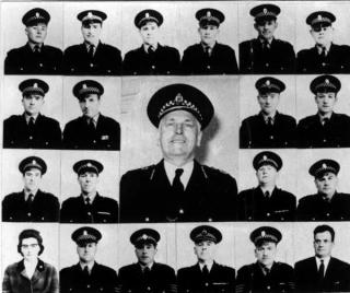 Zetland Constabulary 1966 by Flickr user conner395