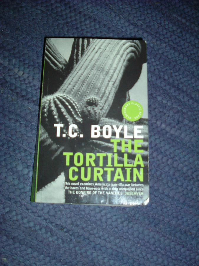 tortilla curtain essays Love thy neighbor curtains walls the tortilla curtain is a novel that uses the motif of separation in images like the nehs the tortilla curtain essaydocx.