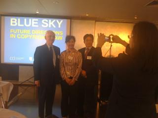 blue sky conference by Flickr user cherylfoong