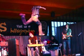 Andrew Tinker Piano Jump 2 by Flickr user silkolive