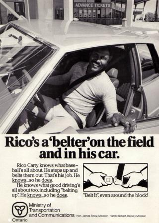 Vintage Ad #809: Be a Belter Like Rico Carty by Flickr user jbcurio