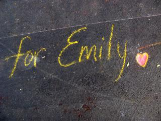 for Emily -- i miss you more than words (2007) by Flickr user torbakhopper
