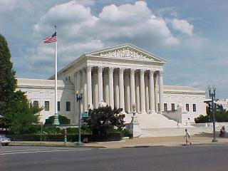 US Supreme Court by Flickr user dbking