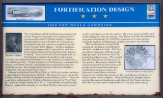 Fortification Design — 1862 Peninsula Campaign — by Flickr user cliff1066™