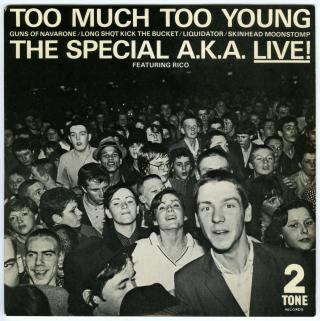 The Special A.K.A. Live! - (front) by Flickr user Brett Jordan