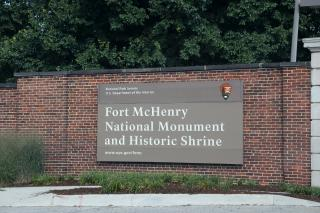 Fort McHenry National Monument and Historic Shrine by Flickr user Jim, the Photographer